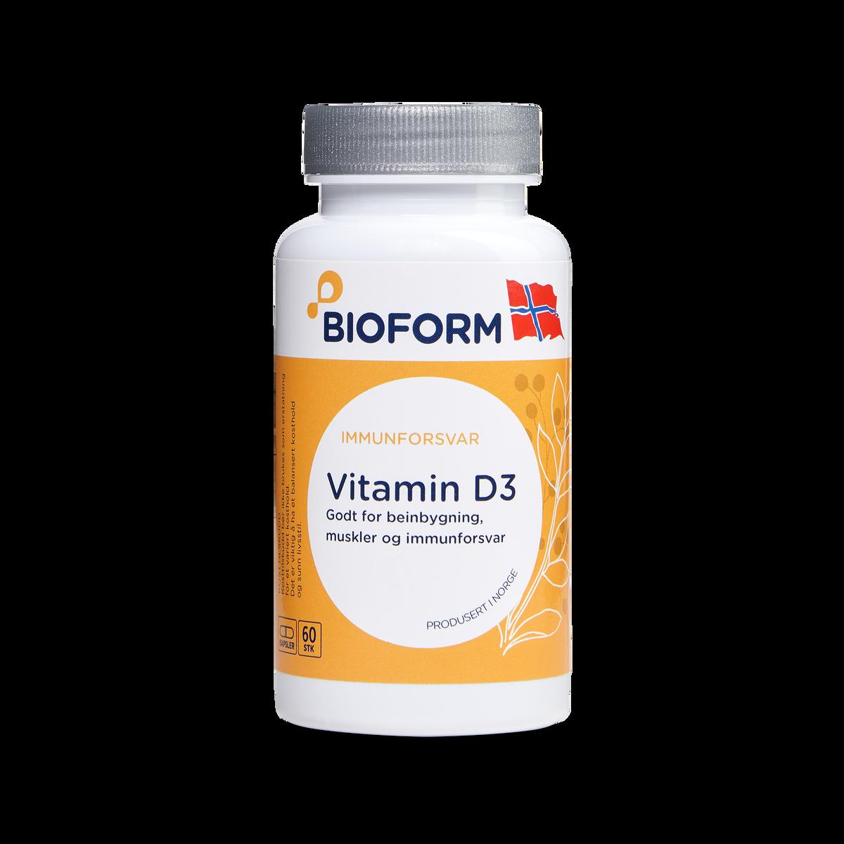 Bioform® Vitamin D3